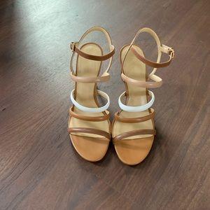 Brand New NWOT Michael Kors Strappy High Heel